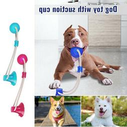 Pet Molar Bite Toy Multifunction Floor Suction Cup Dog Chew