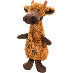 Charming Pet Products Scruffles Large Moose Toy