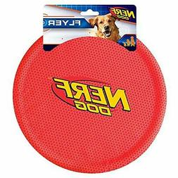 Pet Supplies Flying Discs Nerf Dog Nylon Disk Toy, Large, Re