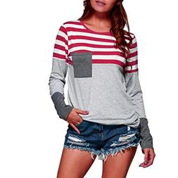 BEAUTYVAN Plus Size Pullover Tops, 2017 New Women Plus Size