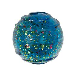 KONG PSC11 Squeezz Confetti Ball Dog Toy, Large, Colors Vary