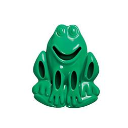 KONG Quest Critter Frog Toy, Small