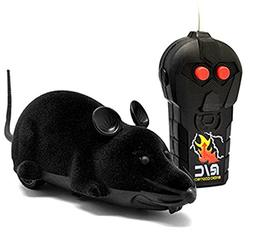 Allytech RC Mouse Funny Wireless Remote Control Rat Toy For