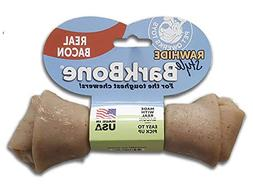 Pet Qwerks Real Bacon & FDA Compliant Nylon Rawhide Style Do