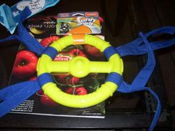 Nylabone ring thing power play dog toy-floats & more-new
