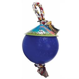 """Romp-N-Roll Ball Color: Blue, Size: 14"""" H x 6"""" W x 6"""" D"""