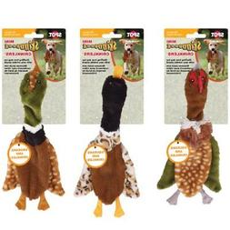 Ethical Pets Skinneeez Crinklers Bird Dog Toy, 14-Inch