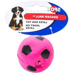 6 Pack Latex Soccer Ball, Assorted Colors, Toys for Small Do
