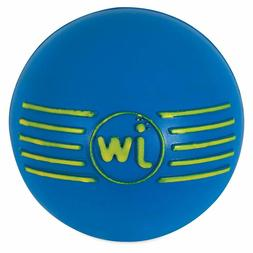 JW Pet Squeaking Ball Rubber Medium Dog Toy, Infused With Va