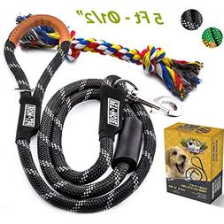 Pet-Nose Strong Dog Leash Rope-Leashes for Medium and Large