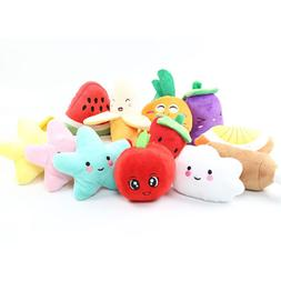 Stuffed <font><b>Toy</b></font> Squeaker Squeaky Plush Sound