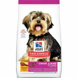 Hill's Science Diet Small & Toy Breed Adult Dog Food, 15.5 l
