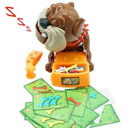 iPuzzle Electric Dog Toy Risk Board Game Barking Dog Toy Bew