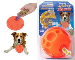 Omega Paw Tricky Treat Ball Dog Toy  Size Options
