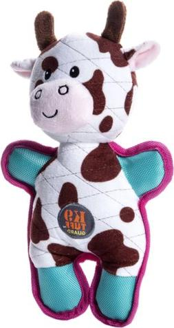 Charming Pet Tuffins Dog Toy-Cow