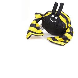 Jolly Pets Jolly Tug Bumble Bee Tug/Squeak Toy, Medium