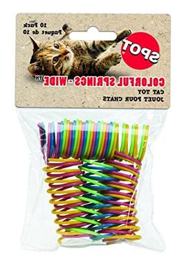 Ethical Pet Wide Durable Heavy Gauge Plastic Colorful Spring