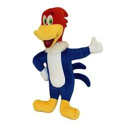 Multipet Woody Woodpecker Officially Licensed Plush Dog Toy,