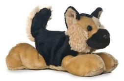 "Aurora 30540 8"" Shep Plush Toy, Small/6 x 14, Multicolor"